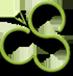 Trébol logo de la cafetería de Sealco