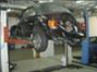 restauración de un coche antiguo en el taller de Sealco