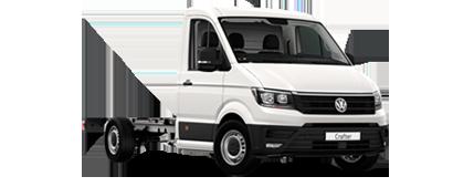 volkswagen-vehiculos-comerciales crafter chasis