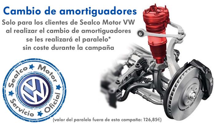 II-VW-PV- amortiguadores