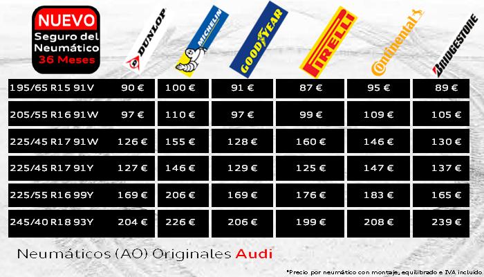 II-Audi-Neumaticos