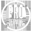 logo pro service