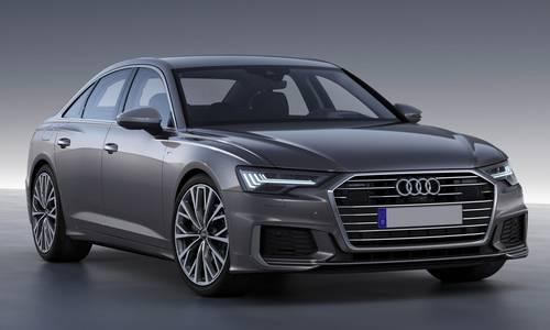 Audi A6 S tronic